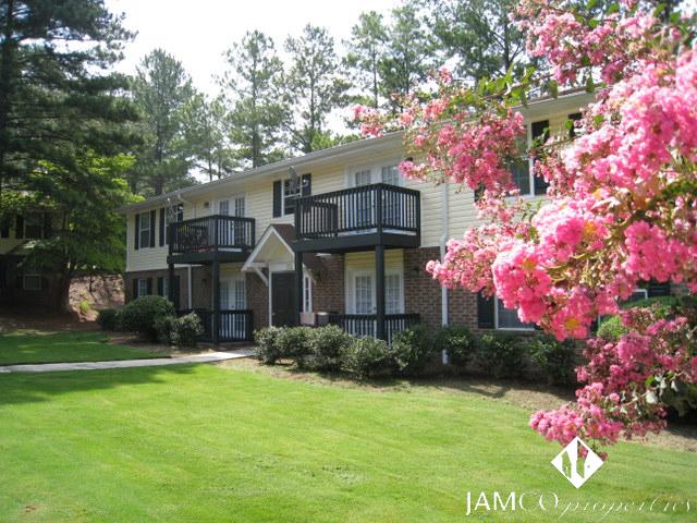 Emerald Ridge Apartments Stone Mountain Ga
