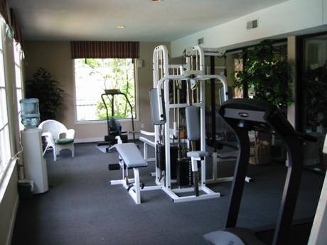 Workout at Stonetree Apartments, no membership required for residents!