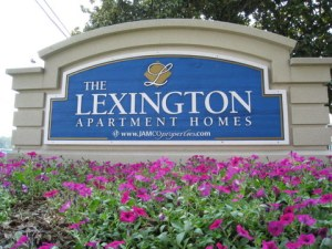 Summer at The Lexington Apartments